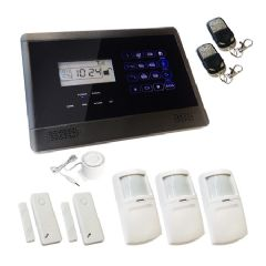 Sentry Pro Wireless GSM Auto Dial House Alarm Solution 2